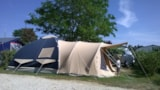 Pitch - Package 100m2 - Camping L'Arada Parc