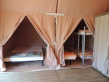 Rental - Le lodge-without sanitary facilities - Camping L'Arada Parc