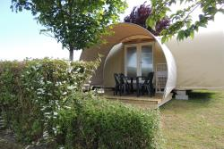 Huuraccommodatie - Coco Sweet - Camping L'Arada Parc