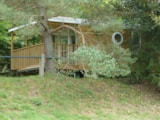 Rental - Cottage Confort Duo (33m²), 2 bedrooms + covered terrace. BED LINEN INCLUDED. - Camping Sites et Paysages DE VAUBARLET