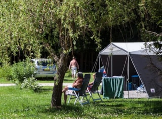 Pitch Confort With Eletricity And Private Bathroom