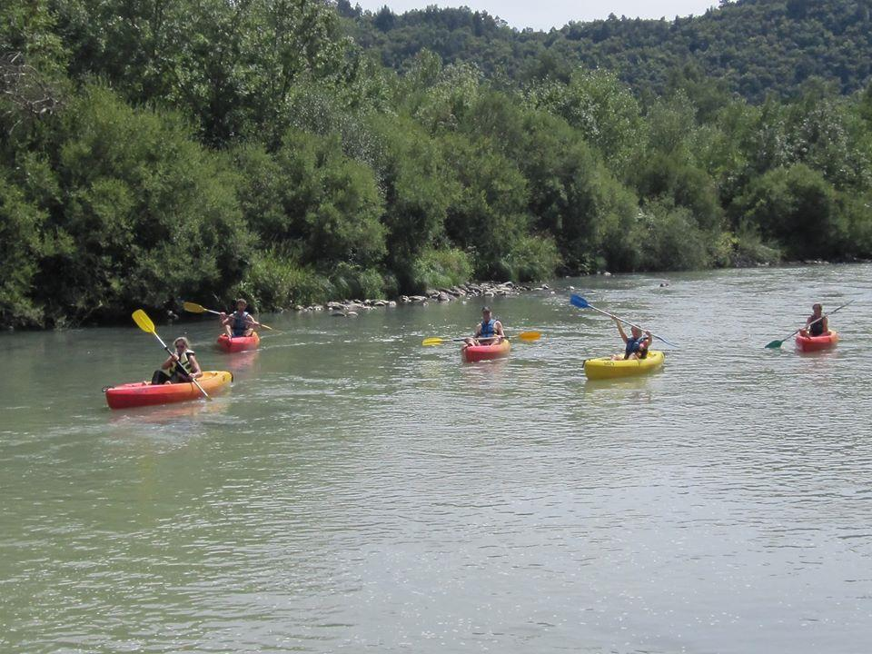 Sport activities Camping Sites et Paysages DE VAUBARLET - Sainte-Sigolene