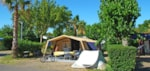 Pitch - CAMP-SITE PITCH - Camping Les Champs Blancs