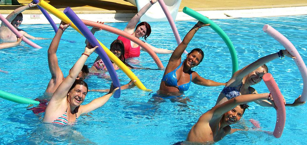 Deportes Camping Les Champs Blancs - AGDE