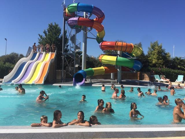 Bathing Camping Les Champs Blancs - AGDE