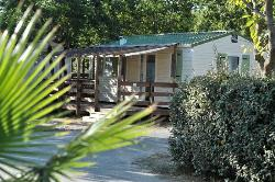 Huuraccommodatie - Mini Family 2 Slaapkamers - Camping Club Les Lacs