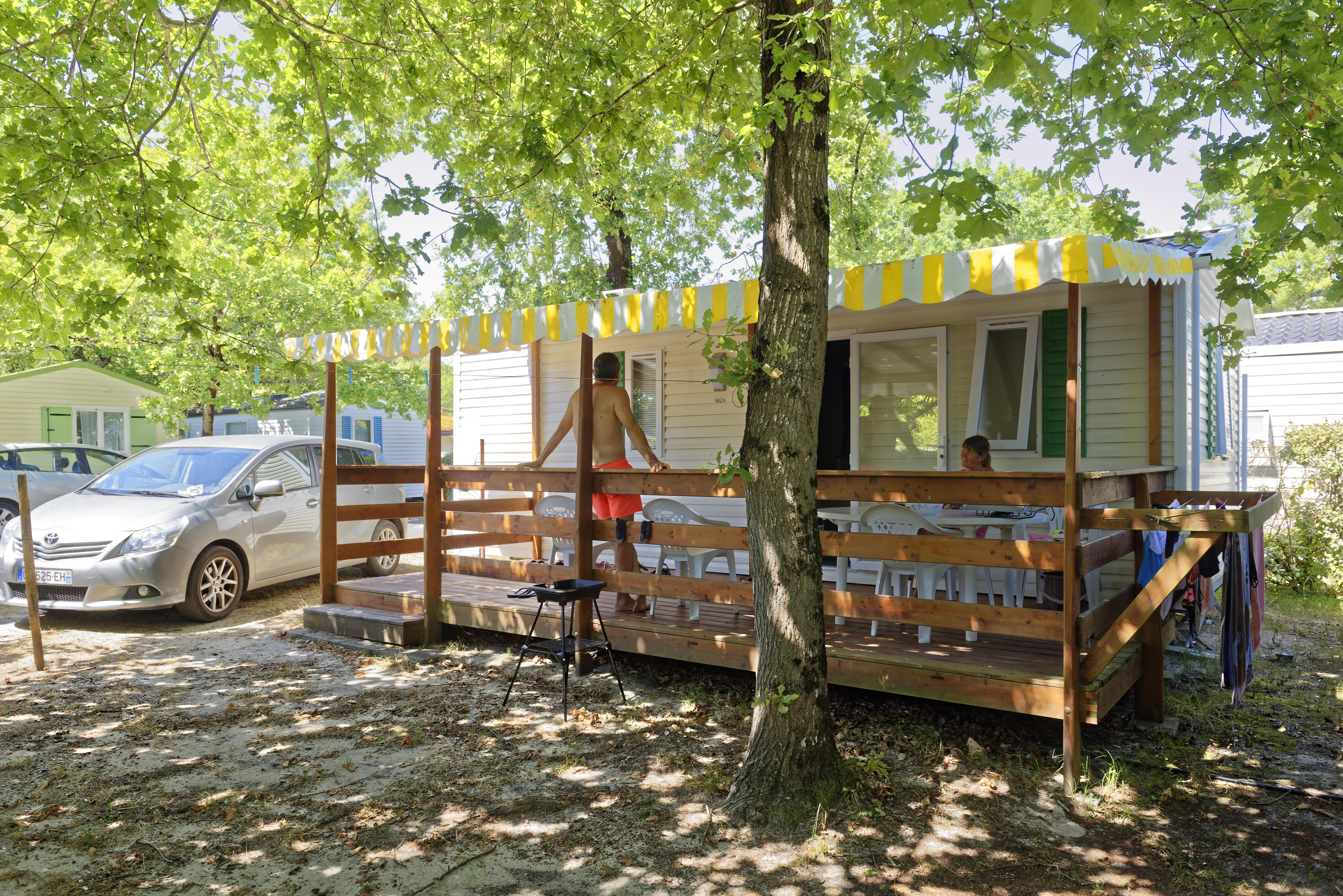 Location - Family 2 Chambres - Camping Club Les Lacs