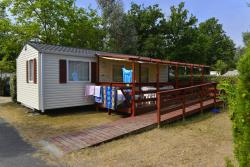 Huuraccommodatie - Andaro Family - Voor Mindervaliden - Camping Club Les Lacs