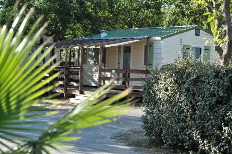 Location - Mini Family  2 Chambres - Camping Club Les Lacs