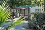 Huuraccommodaties - mini family, 2 slaapkamers - Camping Club Les Lacs