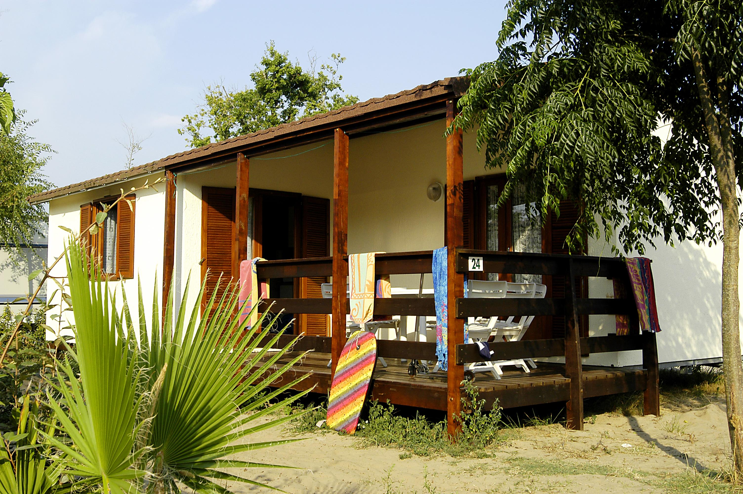 Location - Chalet Mini Family - Camping Club Les Lacs