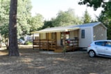 Huuraccommodaties - VIP Family - Camping Club Les Lacs