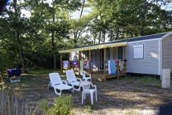 Huuraccommodatie - Vip Family 4 Kamers, 2 Badkamers - Camping Club Les Lacs