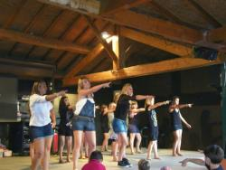 Entertainment organised Camping Club Les Lacs - Soulac Sur Mer