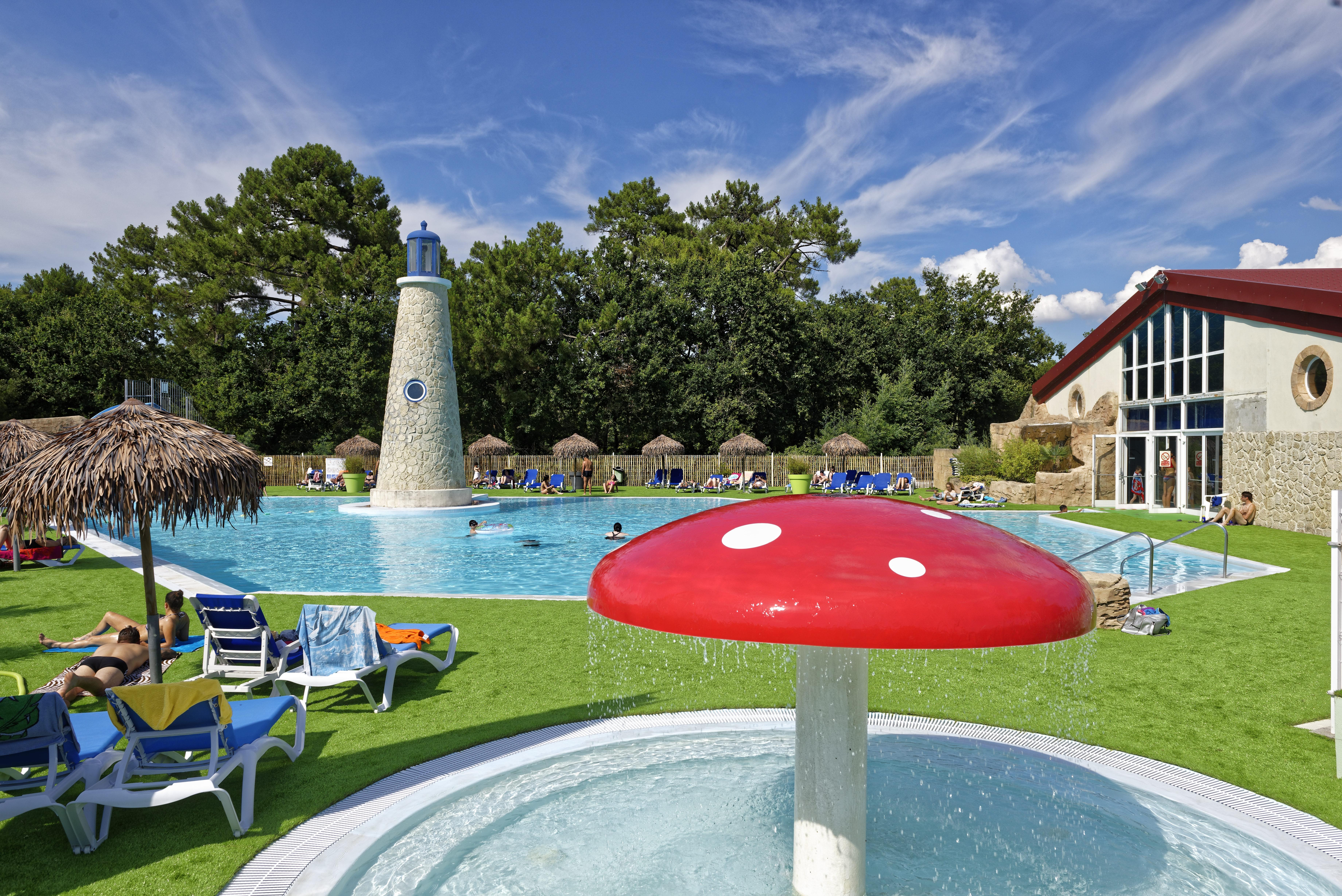 Camping Club Les Lacs - Frankreich   Campingplätze in Soulac ...