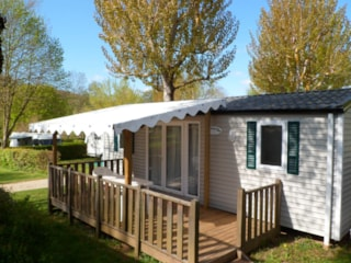 Mobil home 31m² (type 2)