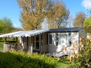Mobil home 33m²