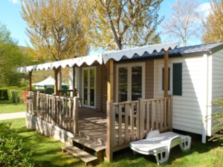 Mobil home 31m² (type 1)