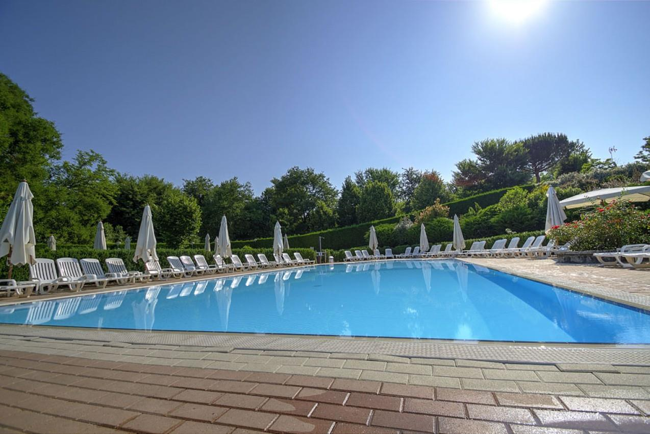 Bathing Village Flaminio Bungalow Park Camping**** - Roma