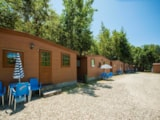 Rental - Two-Bedroom Mobil Home - Camping Village Mugello Verde