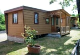 Rental - Two-Bedroom Mobil Home With Veranda - Camping Village Mugello Verde