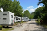 Pitch - Pitch for trailer tent - Camping Village Mugello Verde