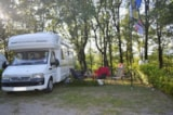 Pitch - Pitch for camper - Camping Village Mugello Verde