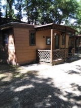 Rental - Mobile Home With Kitchenette - Camping Village Internazionale Firenze