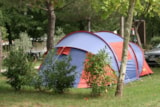 Pitch - Pitch  car or motorbike and tent - Camping Village Internazionale Firenze