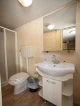 Rental - Mini Mobile Home without kitchen. - Camping Village Internazionale Firenze