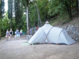 Pitch - Tent on foot - Camping Village  Panoramico Fiesole