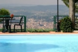 Pitch - Pitch tent and car electricity included - Camping Village  Panoramico Fiesole