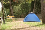 Pitch - Place tent by foot - Camping Village  Panoramico Fiesole