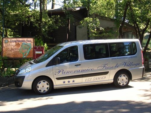 Services Camping Village  Panoramico Fiesole - Fiesole