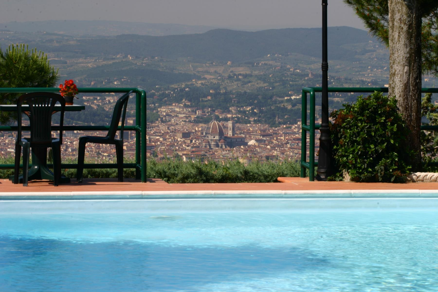 Mare, piscina Camping Village  Panoramico Fiesole - Fiesole