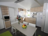 Rental - Mobil-home EVASION 3 bedrooms 29m² - sheltered terrace 12m² - DOMAINE DE L'OREE