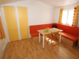 Rental - PLUS mobile home 2 bedrooms 4 pers from 27 m² - covered terrace 12m² + 8 years - DOMAINE DE L'OREE