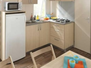 Mobil home Confort 30 m² (3ch.)