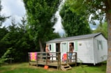 Rental - Mobil Home Classique 21 M² (2Ch.) - Camping l'Europe