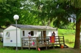 Rental - Mobil Home Classique 27M² (2Ch.) - Camping l'Europe