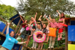 Entertainment organised Camping l'Europe - Murol