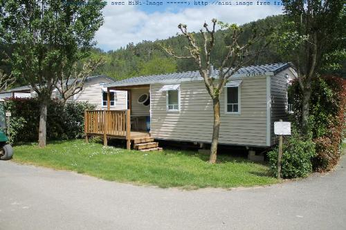 Rental - Mobile home - Camping Le Pastural