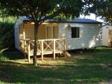 Mobile home 2 bedrooms + terrace - 28m²