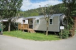 Locatifs - Mobile home cure thermale - Camping Le Pastural