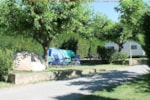 Emplacement - Emplacement cure - Camping Le Pastural