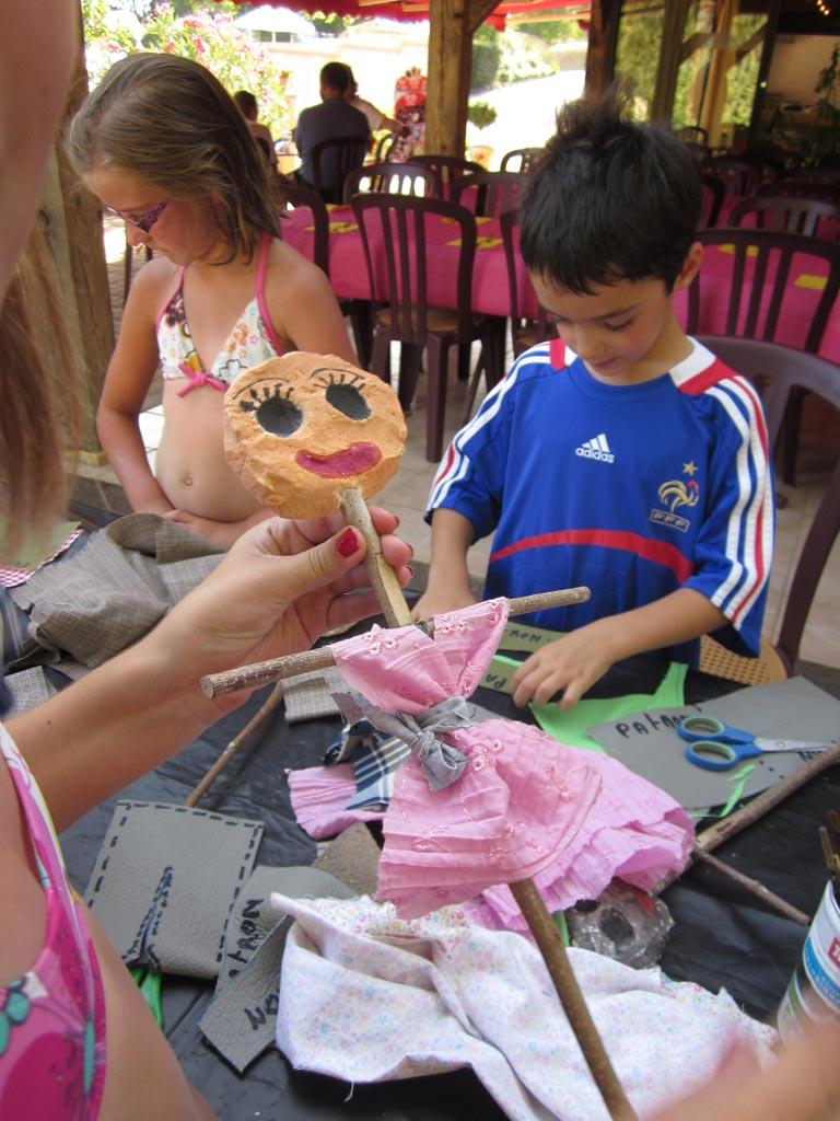 Leisure Activities Flower Camping LE TEMPS DE VIVRE - Salignac Eyvigues