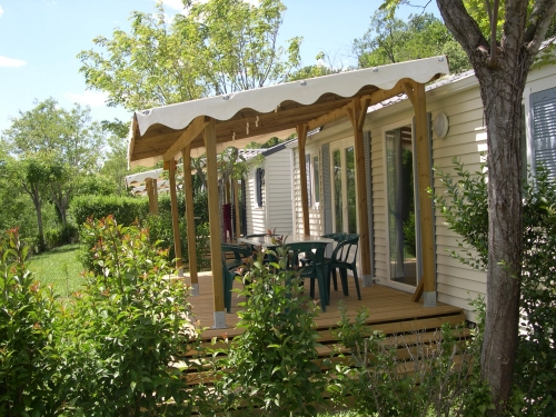 Lodge Mobile Home - 2 Bedrooms - 29M² With Bathroom