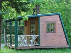 Chalet N°7 Camp'nature 20M2 Without Toilet Blocks