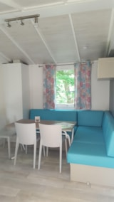 Rental - Mobile-home 3 bedrooms - Base de Loisirs Cormoranche