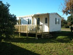 Rental - Mobile Home Habana - Capfun - Domaine d'Imbours